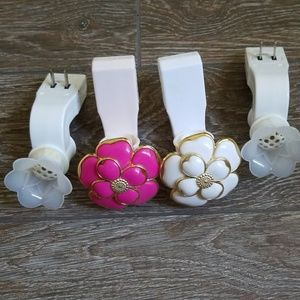 Set of 4 Bath and Body Works Wall Flowers